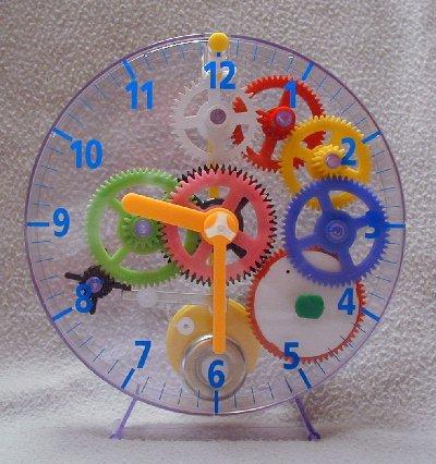 First Clock Kit