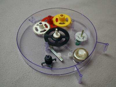 My First Clock Kit Assembly Instructions