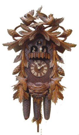 schneider cuckoo clock instructions